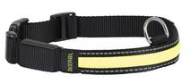 Ljus- och reflexhalsband 45-63 cm