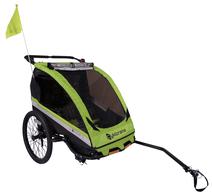 Cykelvagn / joggingvagn för barn - Cyklorama®