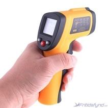 IR-termometer Laser (-50 - 380 C)