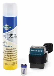 Antiskall halsband, citron - PetSafe®